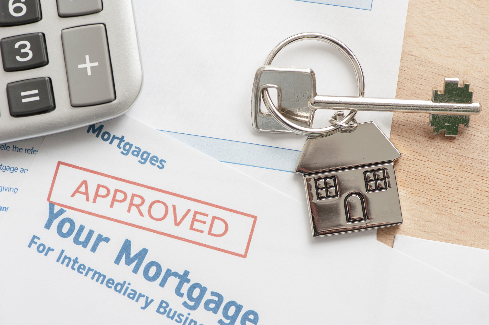 how does a mortgage work