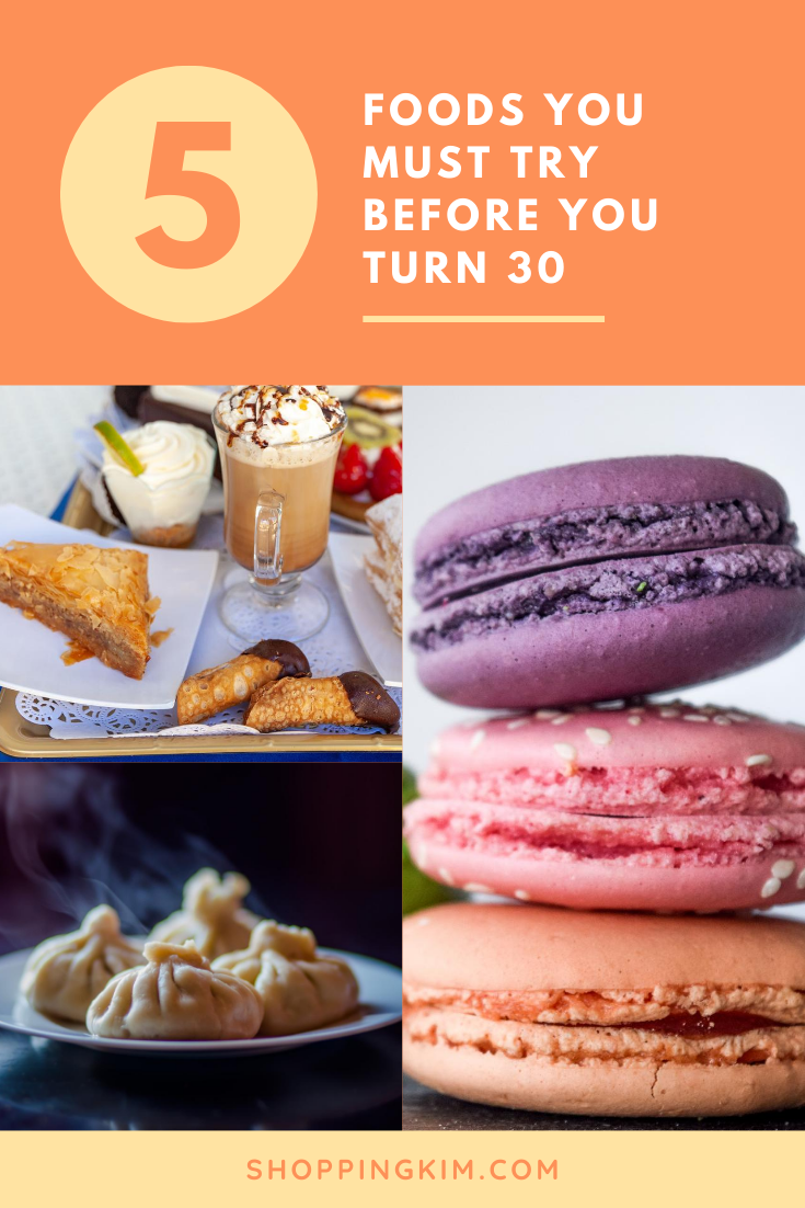 5 Unique Dishes To Try Before You Turn 30