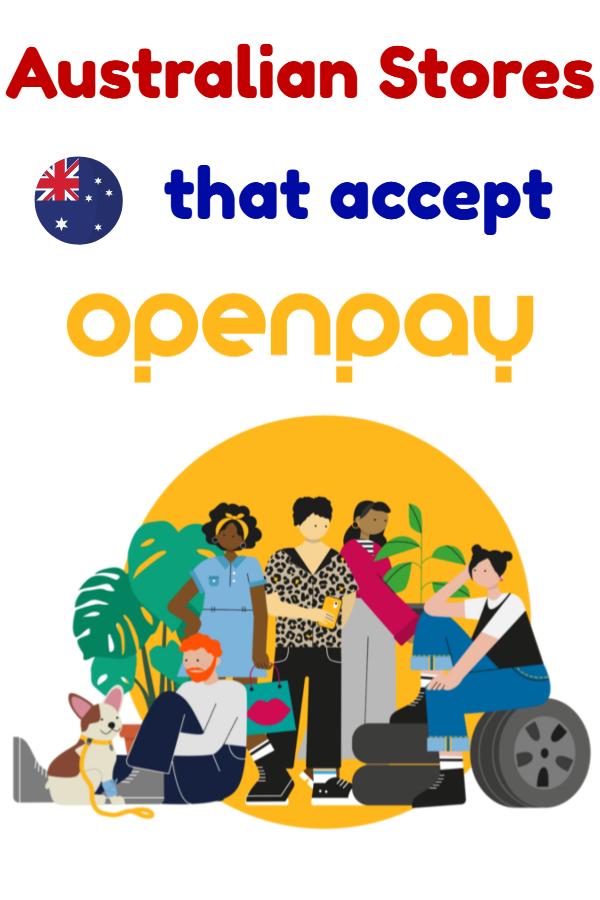 Australia Openpay Stores