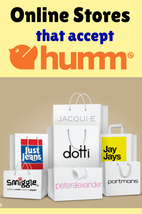 Online Stores That Accept Humm To Buy Now, Pay Later