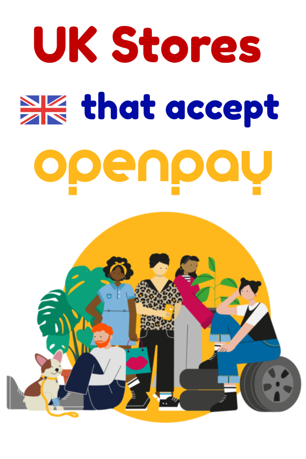 uk openpay stores