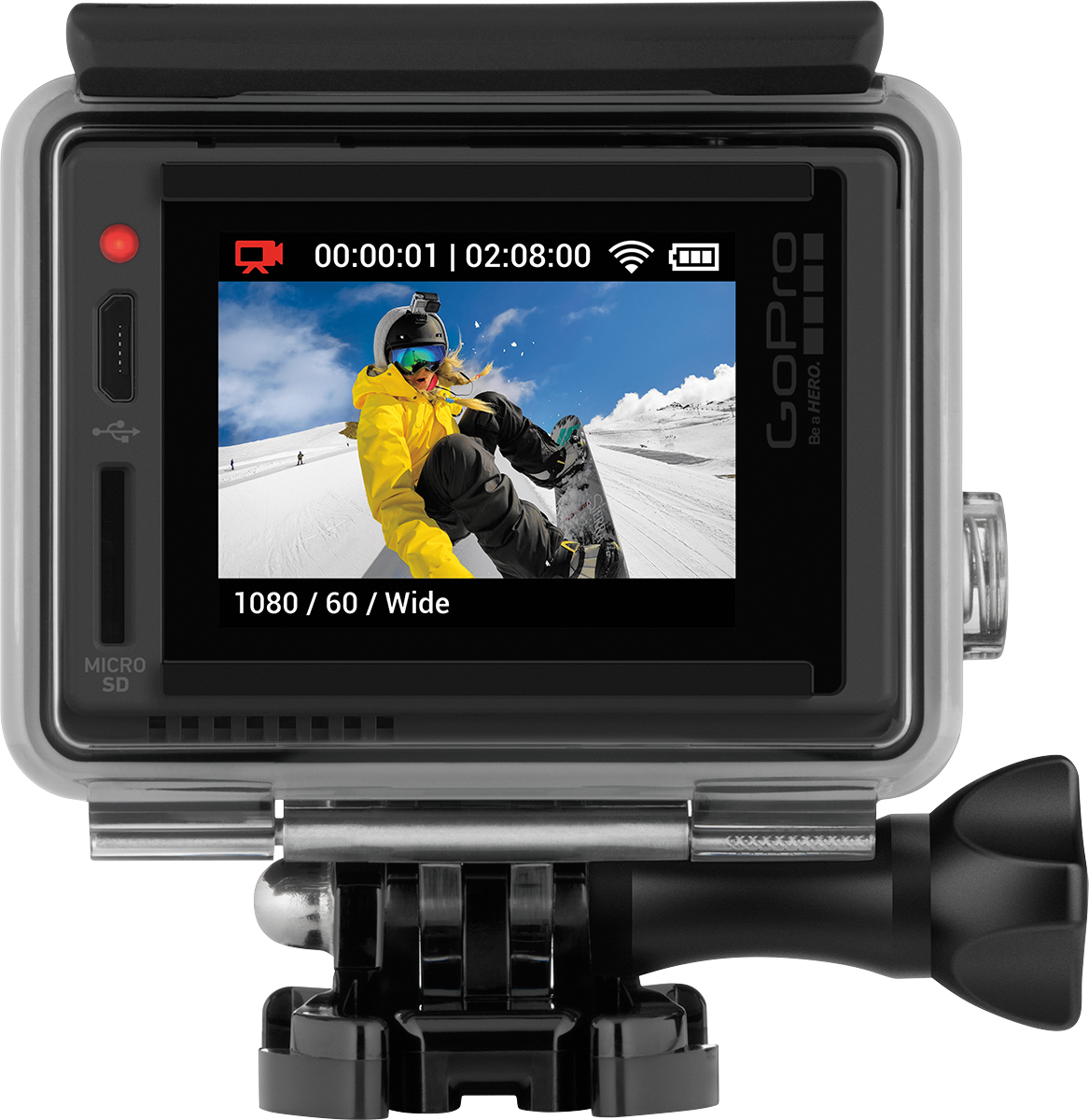 New @GoPro HERO+ LCD at @BestBuy (Plus Special Offers) #GoProatBestBuy #ad
