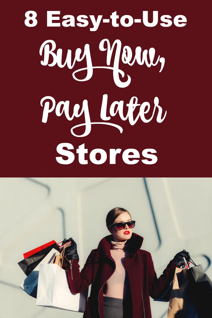 Pay later shopping online
