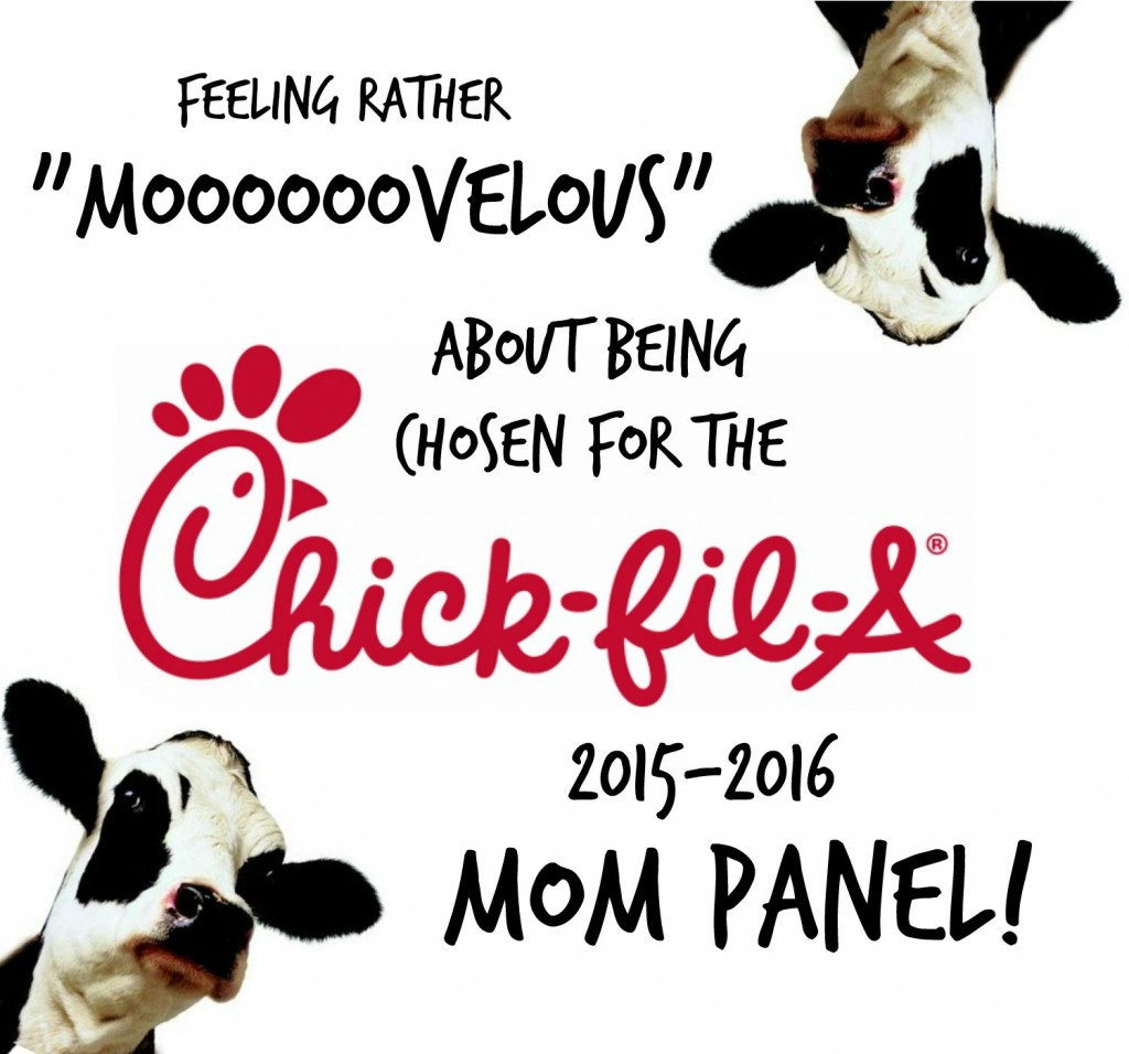 Yay, I'm a Chick-fil-A Mom!