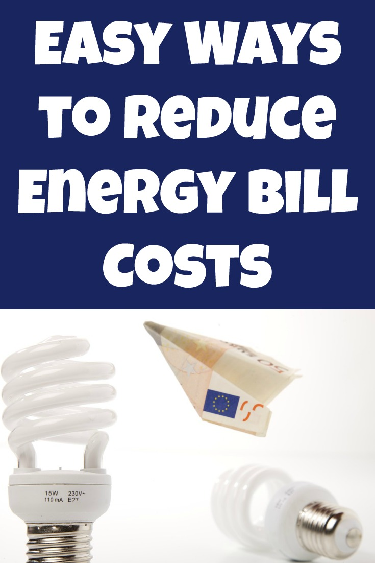 Easy Ways to Reduce Energy Bill Costs
