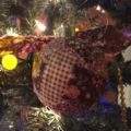DIY Patchwork Christmas Ornaments