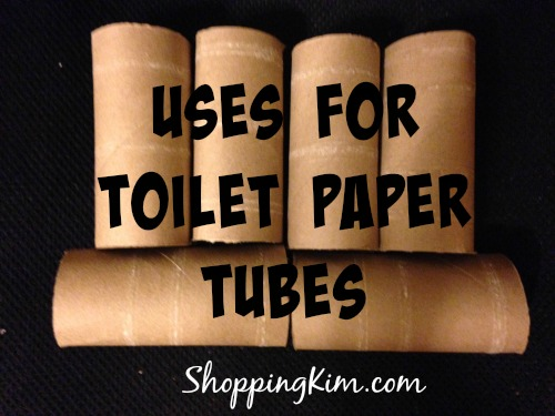 Ten Uses For Empty Toilet Paper Tubes