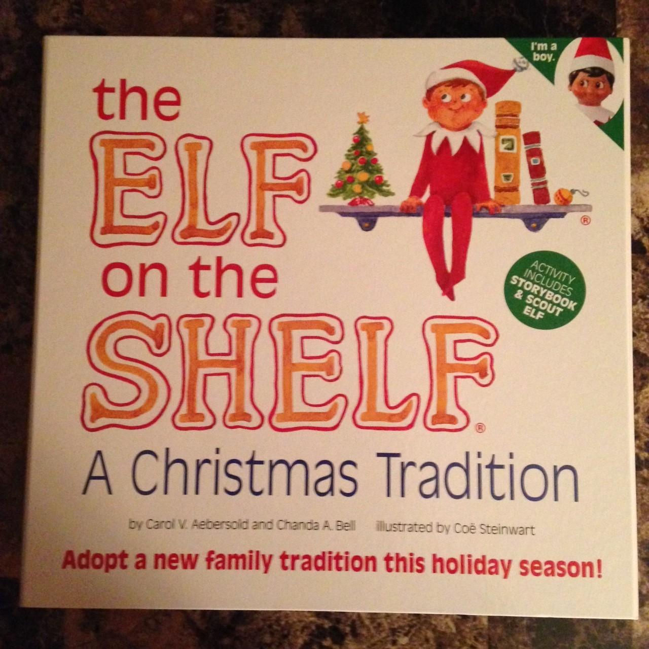 The Elf On A Shelf: A Christmas Tradition