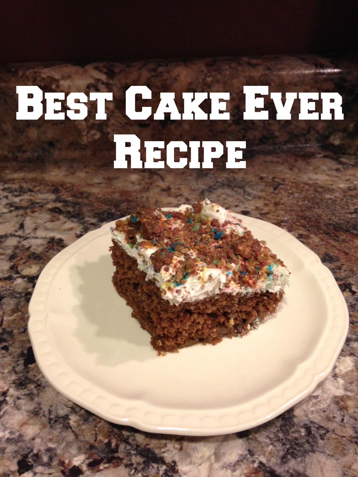 Best Cake Ever Recipe #MothersDayReddi #ShareTheJoy