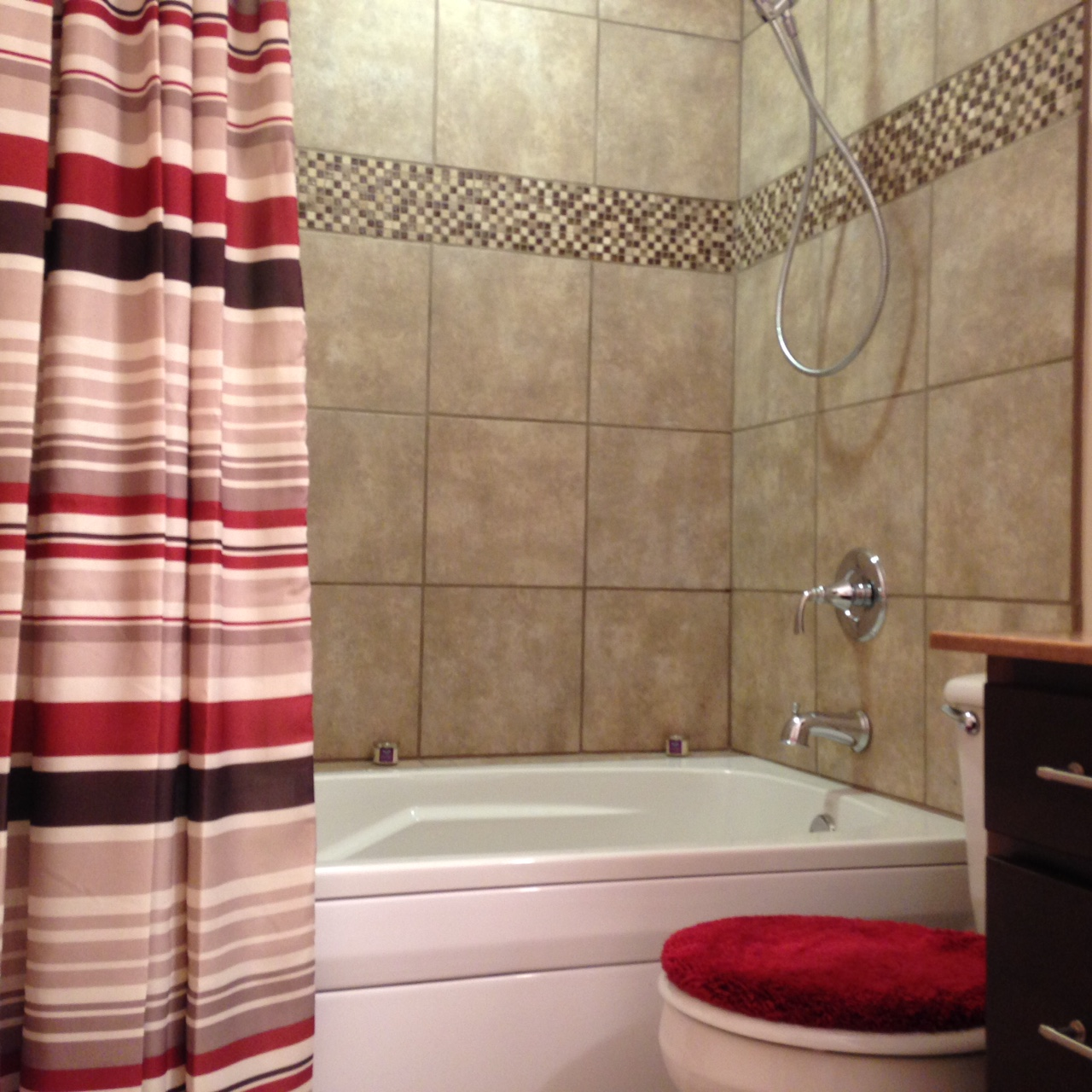 Kim's Master Bathroom Remodel After Photos
