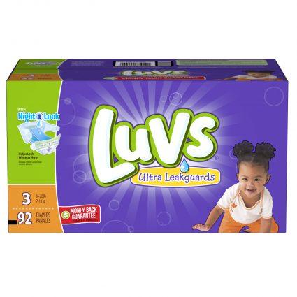 Luvs Diapers Box Photo
