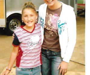 Love Your Baby Girl: Macy Met Jennifer Nettles!