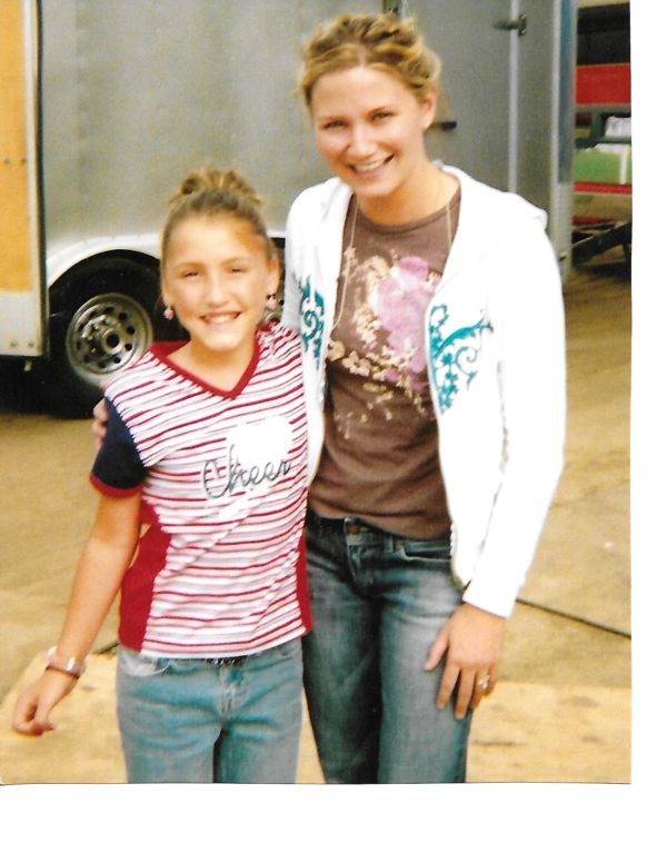 Macy Met Jennifer Nettles of Sugarland Photo