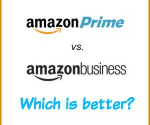 Amazon Personal Versus Amazon Business Account: Which Is Better?