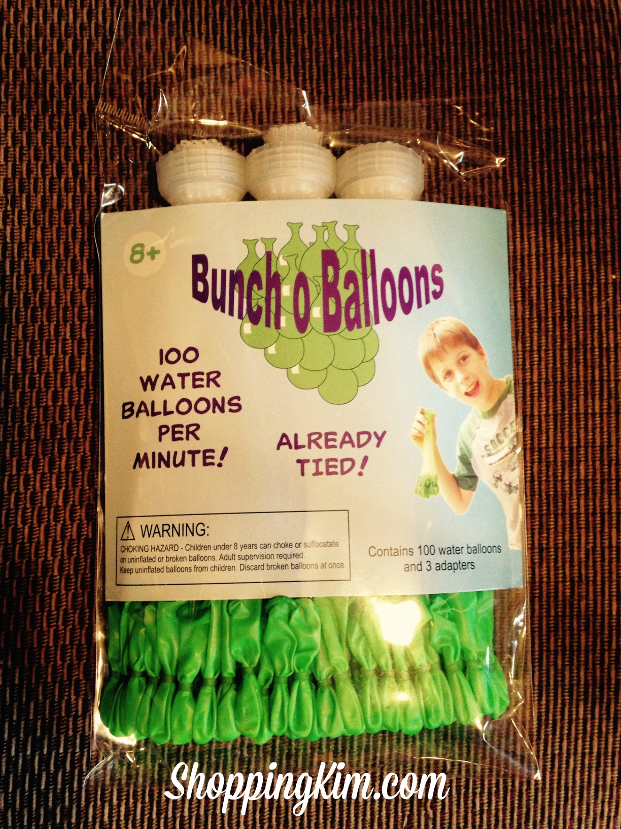 How To Fill Up Bunch O Balloons Water Balloons {Review & Video}