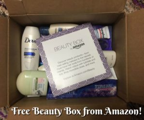 Amazon Beauty Box Review (Get Yours Free)