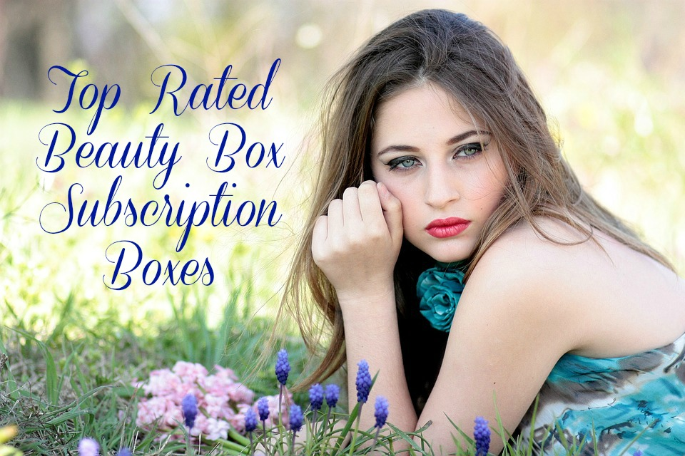 10 Top Rated Beauty Box Subscription Boxes