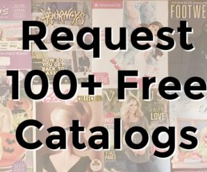 Request 100 Free Catalogs