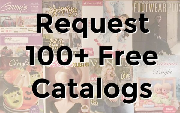 Request 100+ Free Catalogs