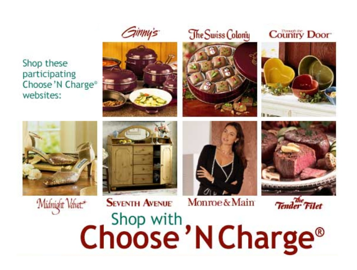 Buy Now Pay Later With Choose N Charge Payments Only 20mo