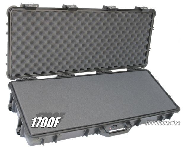 4 Considerations When Buying a Gun Case