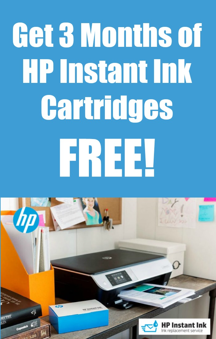 What Is HP Instant Ink? Get 3 Months Free!