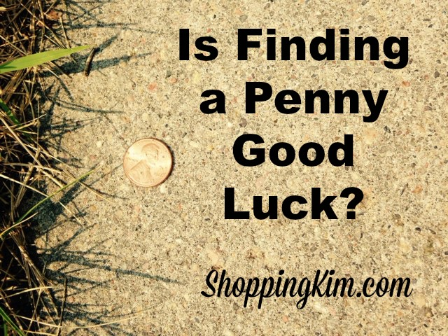 Is Finding A Penny Good Luck?