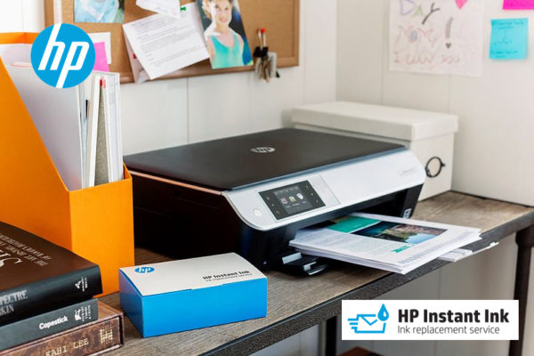 HP Printer with Instant Ink