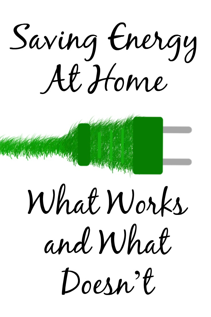 Saving Energy At Home: What Works and What Doesn't