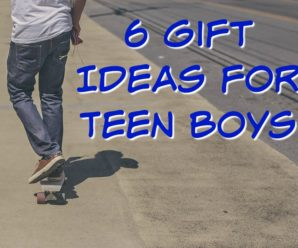 6 Christmas Gift Ideas for Teen Boys