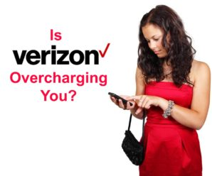Verizon Is Overcharging Customers For Data! Here's How To Check Your Account