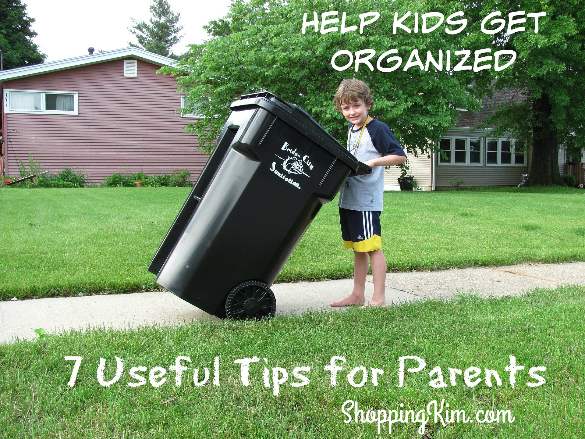 Help Kids Get Organized: 7 Useful Tips For Parents