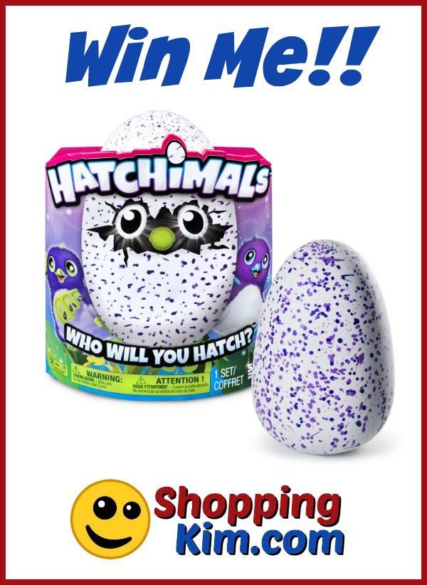 Win a Hatchimals Set!!